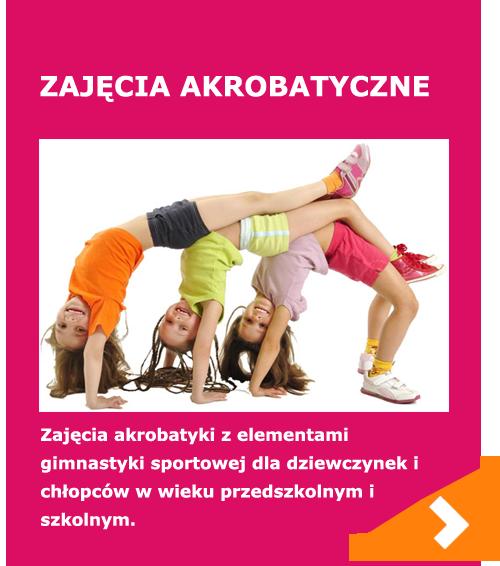 zajecia akrobatyczne