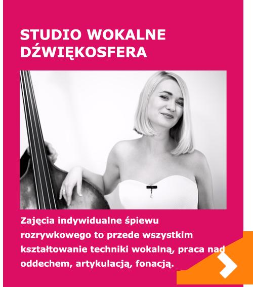 studio wokalne dzwiekosfera